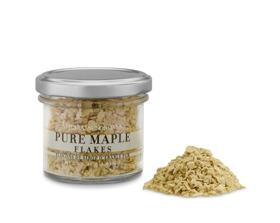 Williams Sonoma Pure Maple Flakes