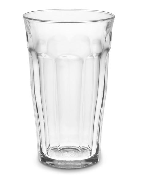 Picardie Glass Tumbler, 16 oz., Set of 6