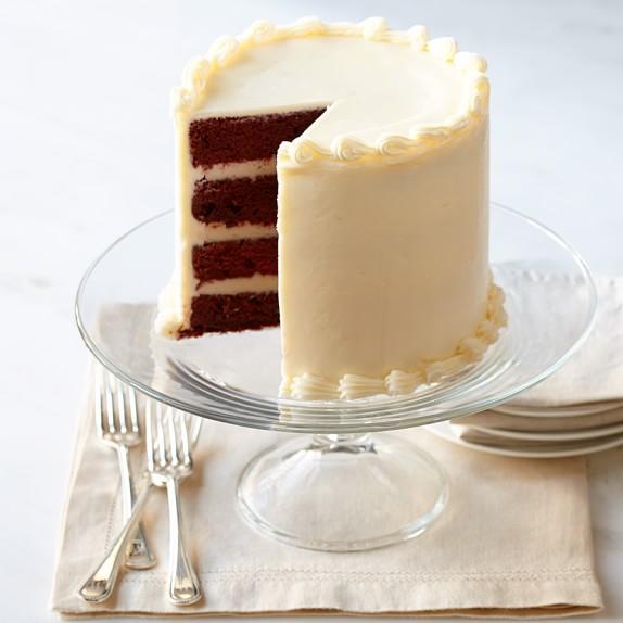 Gluten-Free Red Velvet Layer Cake