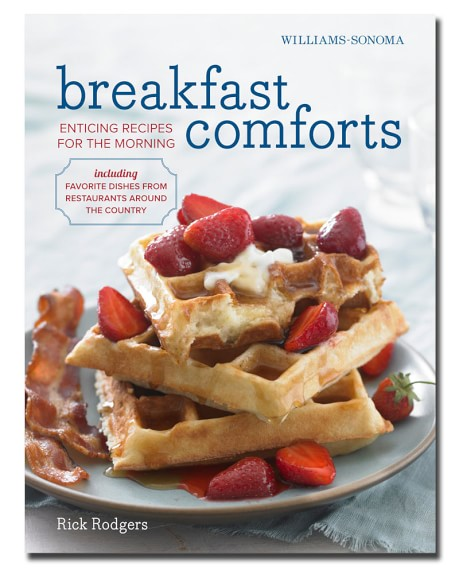 Williams Sonoma Breakfast Comforts Cookbook New Edition