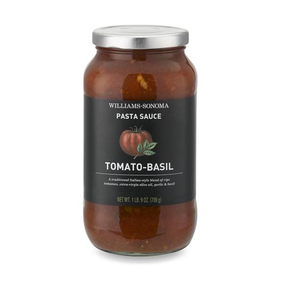 Williams Sonoma Pasta Sauce, Tomato Basil