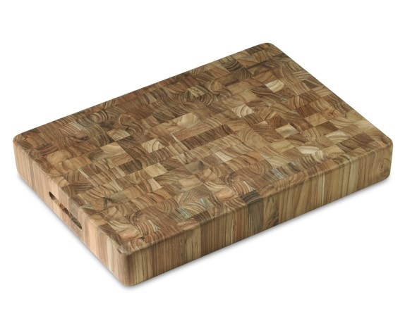 Proteak End-Grain Rectangular Cutting Board