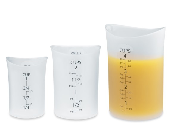 Flex-It Measuring Cups, Set of 3