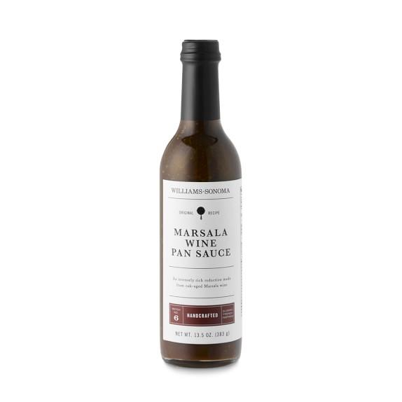 Williams Sonoma Pan Sauce, Marsala Wine
