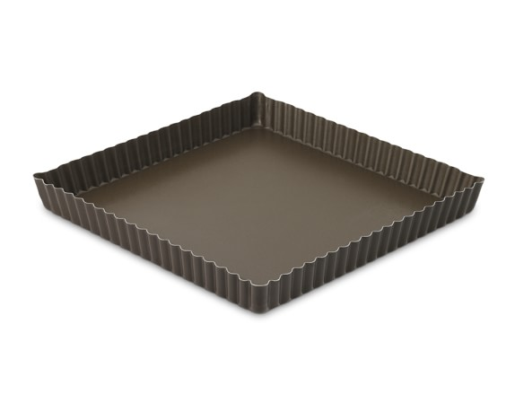 Gobel Standard Nonstick Square Tart Pan, 9