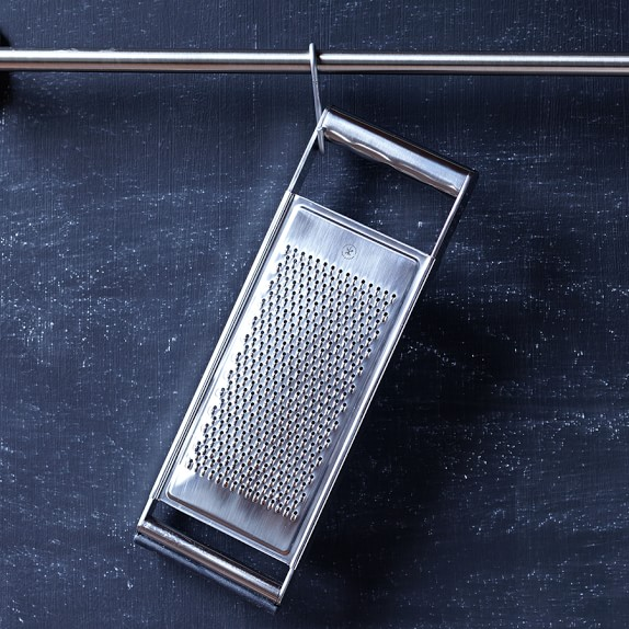 Williams Sonoma Open Kitchen Stainless-Steel Grater