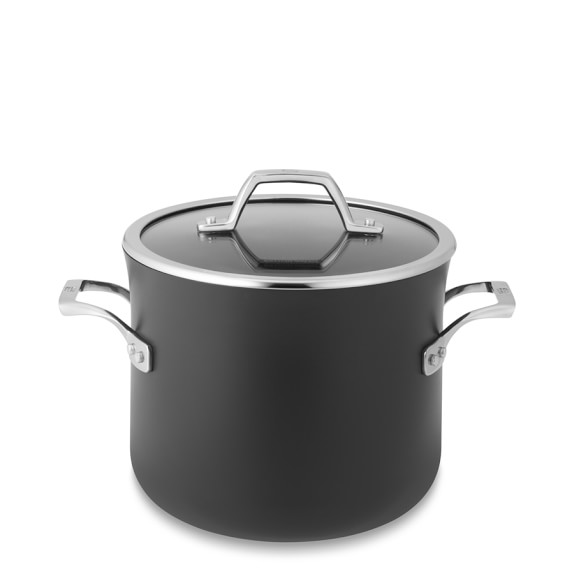 Calphalon Elite Nonstick Stock Pot, 6-Qt.