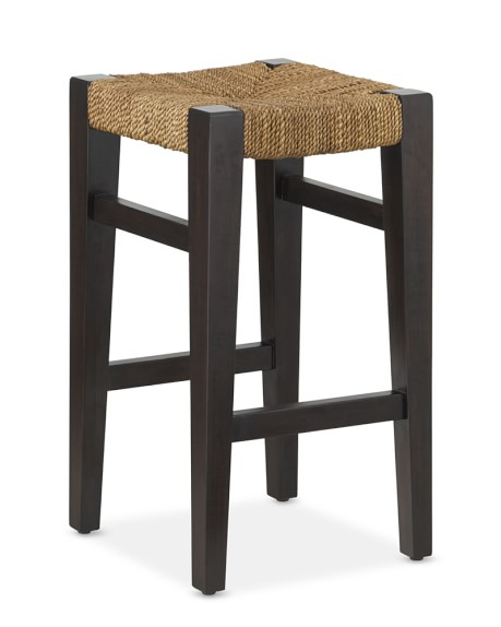 Mia Seagrass Counter Stool