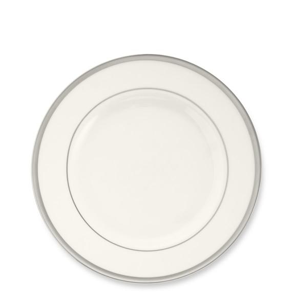 Pickard Signature Bread & Butter Plate, Platinum