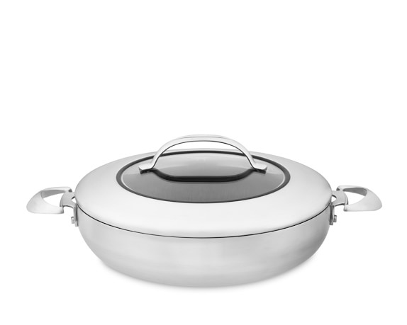 Scanpan CTX Nonstick Covered Chef's Pan, 5 1/2