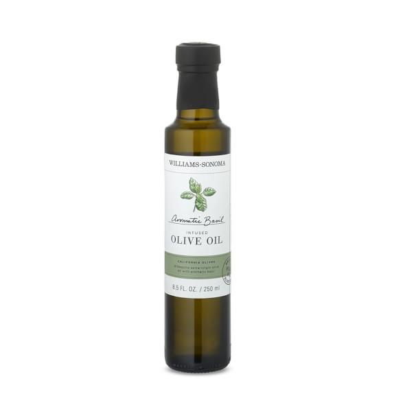 how to make basil olive oil