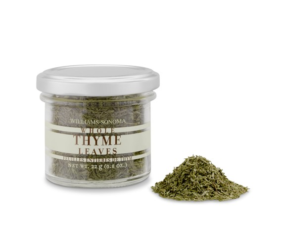 Williams Sonoma Whole Thyme Leaves