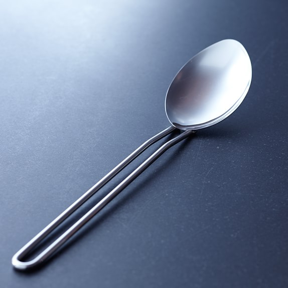 Williams Sonoma Open Kitchen Stainless-Steel Spoon