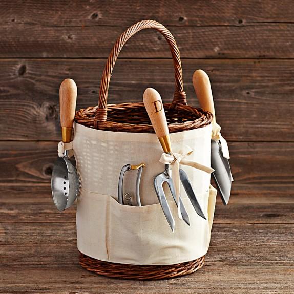Agrarian Tool Basket