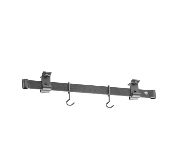 Enclume Low Ceiling Bar Pot Rack, 24