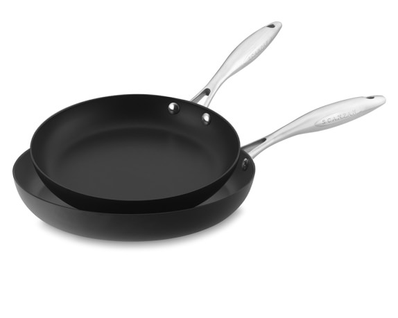 Scanpan Professional Nonstick Fry Pans, Set of 2