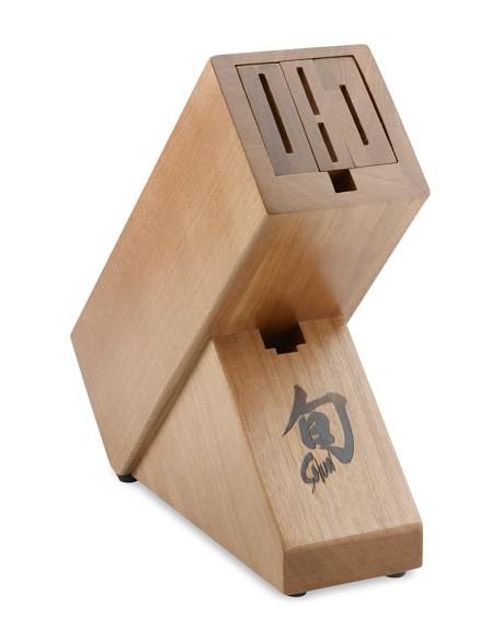 Shun 5-Slot Modular Knife Block, Cherry
