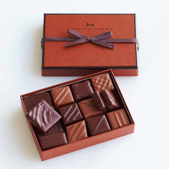 La Maison du Chocolat Chocolate Selection, Set of 14