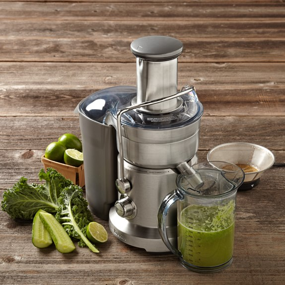 Breville Juice Fountain Duo Juicer, Model # BJE820XL