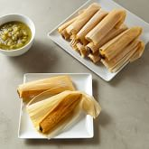 Texas Tamale Black Bean Tamales
