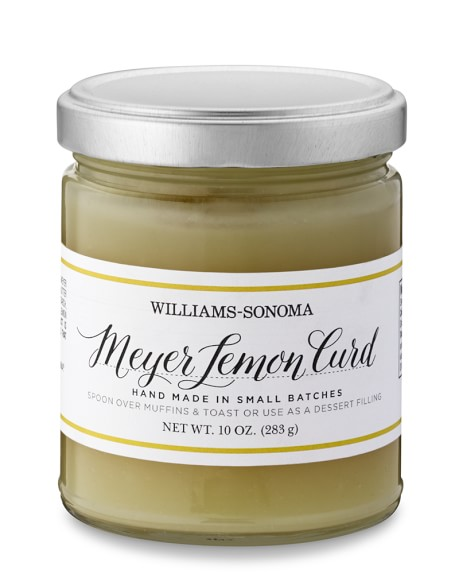 Williams Sonoma Meyer Lemon Curd