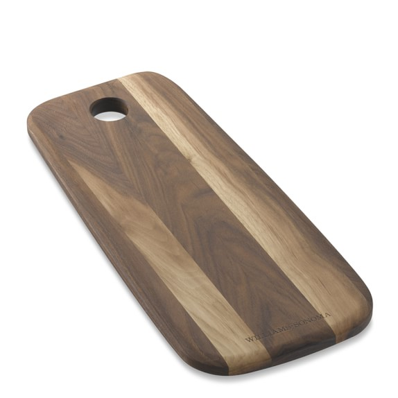 Williams Sonoma Bread Board without Handle, Walnut