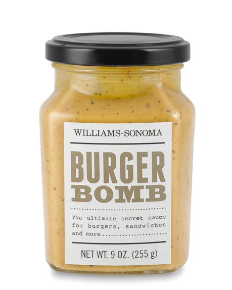 Williams Sonoma Burger Bomb Sauce