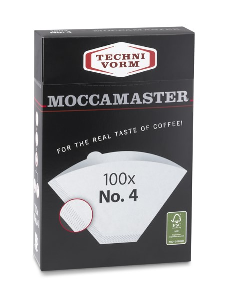 Technivorm Moccamaster Coffee Filter, #4