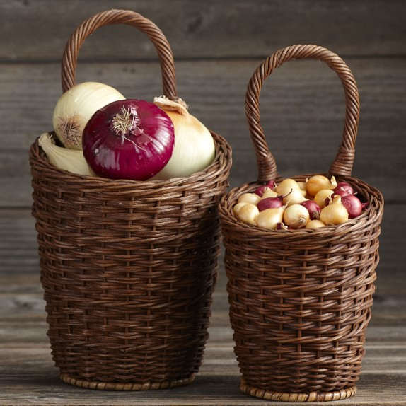 Onion Basket, Set of 2