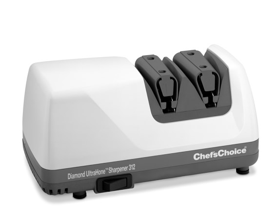 Chef'sChoice 312 Electric Sharpener, White