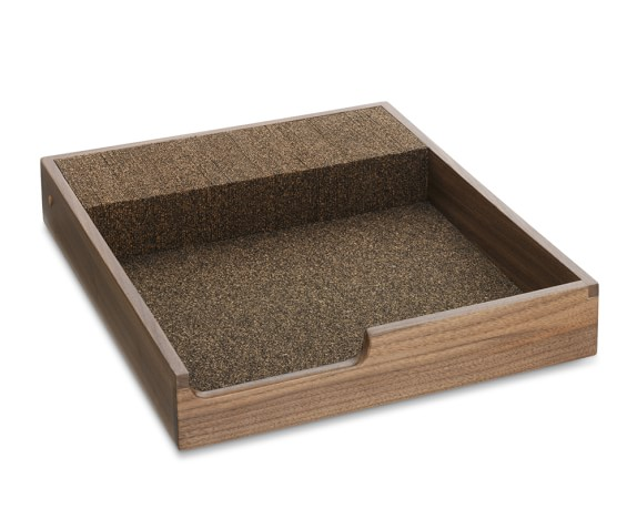 Walnut Knifedock In-Drawer Deluxe Tray | Williams Sonoma