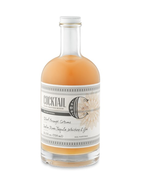 Williams Sonoma Cocktail Mix, Blood Orange Satsuma