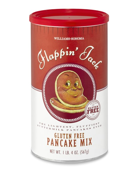Williams Sonoma Gluten Free Flappin' Jack Pancake Mix