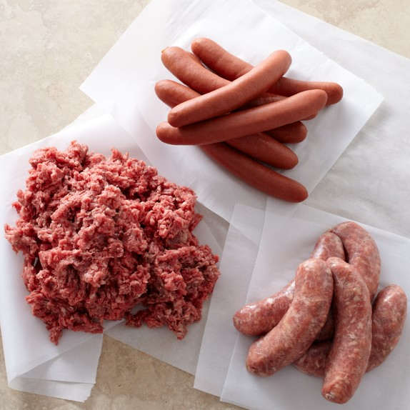 Williams Sonoma Tailgating Meat Collection
