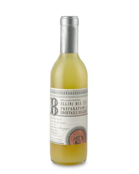 Williams Sonoma Bellini Cocktail Mix, White Peach