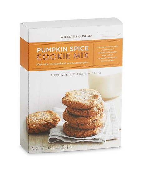 Pumpkin Spice Cookie Mix