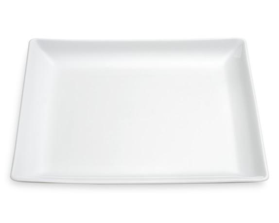 Apilco Zen Porcelain Dinner Plates , Set of 2
