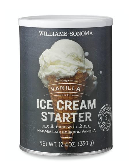 Williams Sonoma Ice Cream Starter, Vanilla