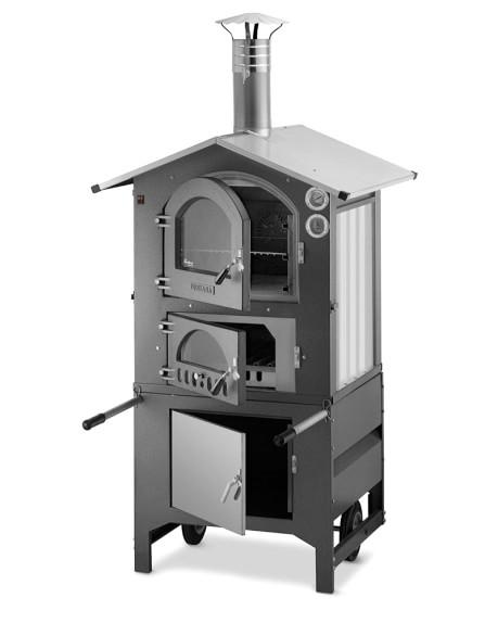 Fontana Gusto 57AV Wood-Fired Outdoor Oven