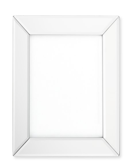 Mirrored Picture Frame, 8
