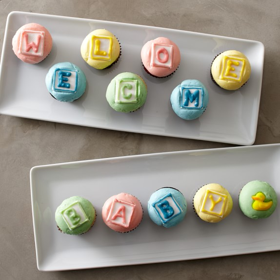Welcome Baby Cupcake Sampler