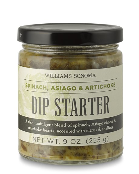 Williams Sonoma Entertaining Dip Mix, Spinach Asiago Artichoke
