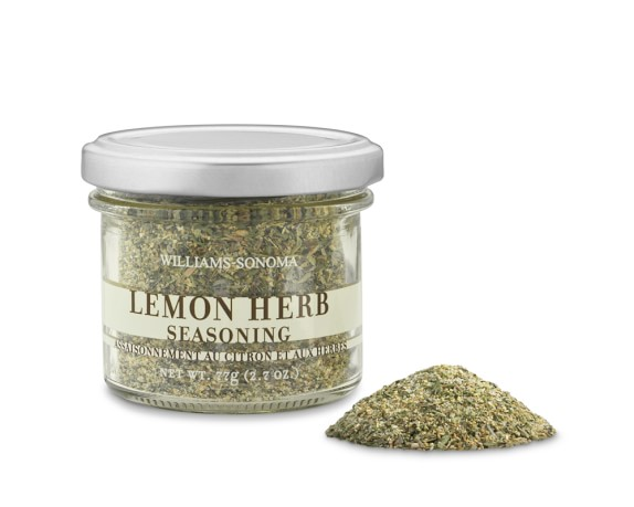 Williams Sonoma Lemon Herb Seasoning