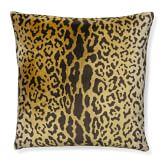 Scalamandre Leopard Pillow Cover, 20