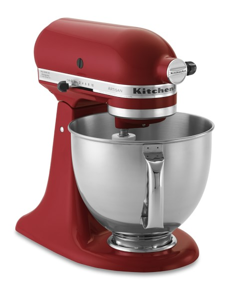 KitchenAid® Artisan Stand Mixer, Gloss Cinnamon