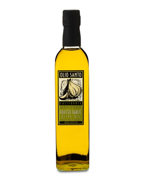 Garlic Olio Santo Extra Virgin Olive Oil