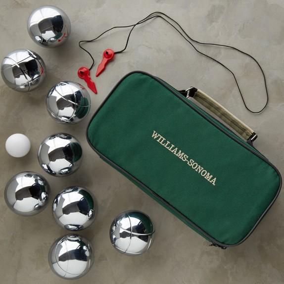 Williams Sonoma Bocce Ball Set