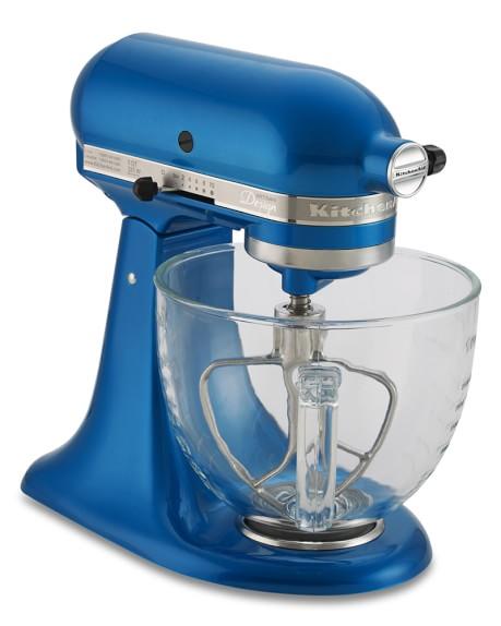 KitchenAid® Design Series Stand Mixer, Electric Blue
