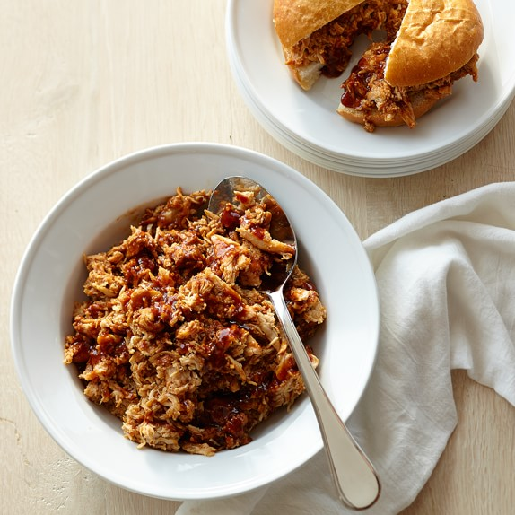 Williams Sonoma BBQ Pulled Chicken