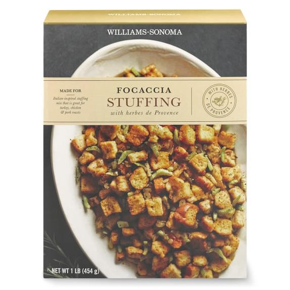 Williams Sonoma Focaccia Stuffing